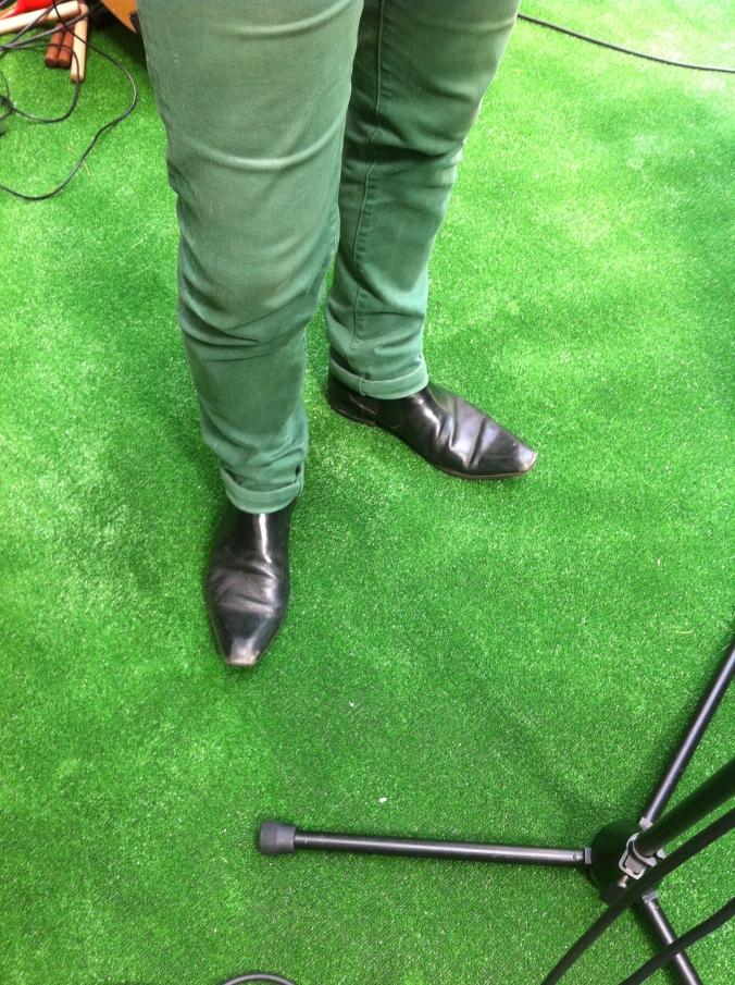 matt henshaws shoes